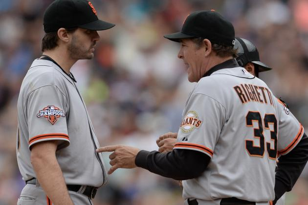 San Francisco Giants Lose to Colorado Rockies, Finish Road Trip at 1-5