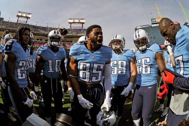 Tennessee Titans Promise to Have New Look Offense in 2013