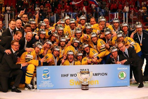 World Hockey Championships 2013 Final: Sweden vs. Switzerland Results