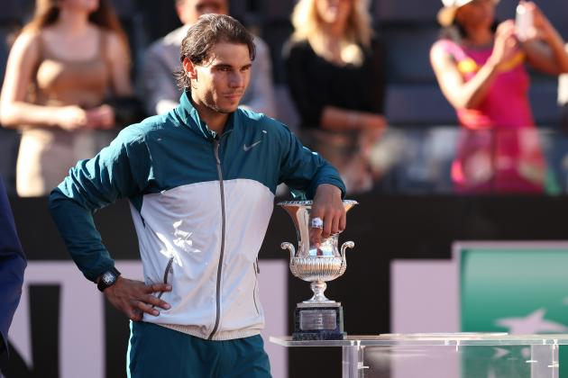 Rafael Nadal Proves He's Still Best in the World with Rome Masters Victory