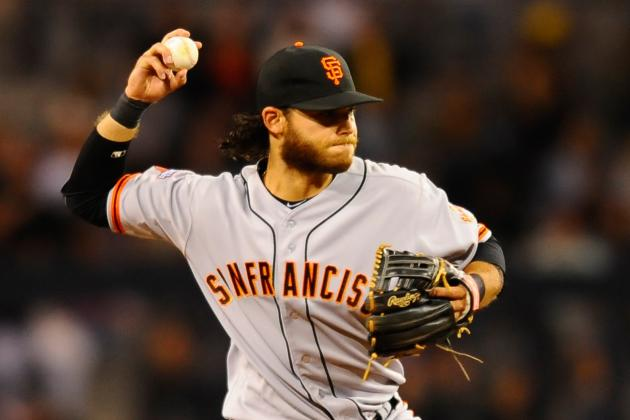 Giants End Terrible Trip with 5-0 Loss