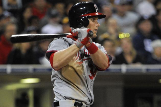 Nationals Hopeful Bryce Harper Will Return Monday Against Giants