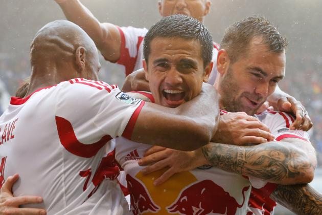 Take Away Gonzo: Tim Cahill Calls for Set-Piece Pick, and Thierry Henry Delivers