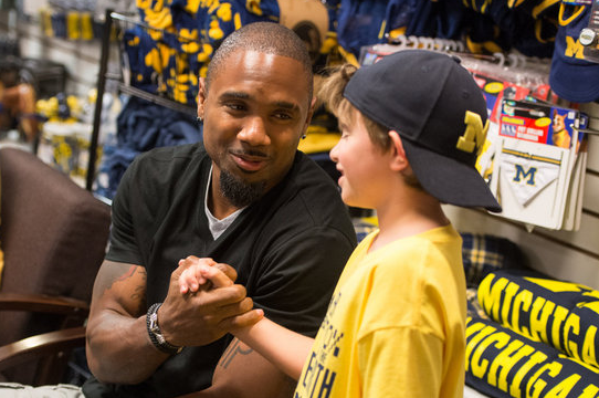 Ex-Wolverines Raise More Than $1 Million for Children's Hospital