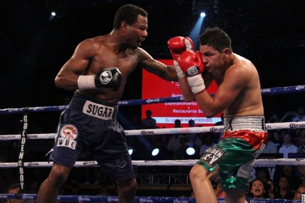 Mosley vs. Cano: Sugar Shane Should Head Back to Retirement After Unanimous Win