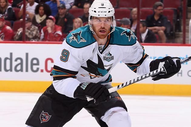 NHL.com: Sharks Forward Havlat Out for Game 4