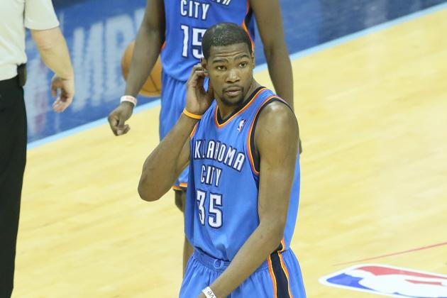 Figuring out What Went Wrong in OKC Thunder's Second-Round Loss