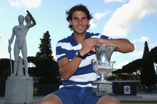 Rafael Nadal's Return to Form Makes Him World's Most Dangerous Player