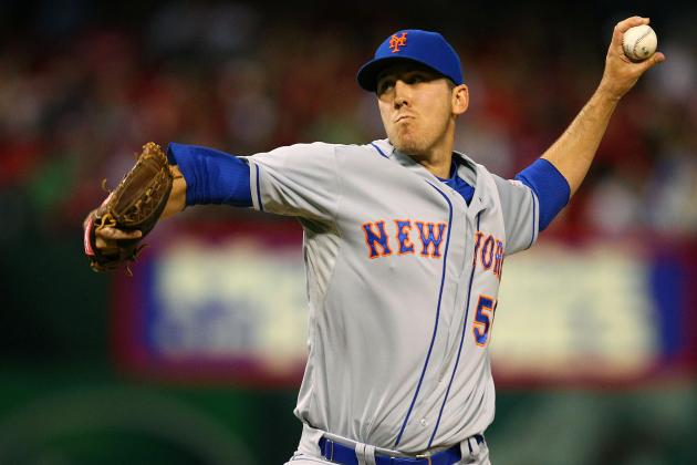Terry Collins Admits Scott Rice's Heavy Workload Is 'Going to Be' a Concern