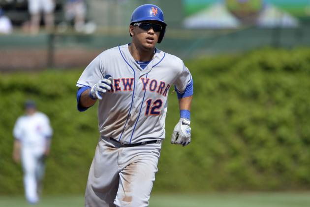 Juan Lagares Hits First Career Home Run in Crucial Spot