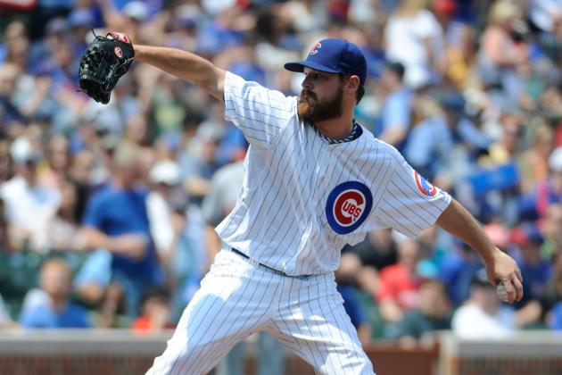 Wood Extends Streak, but Cubs Drop Series to Mets