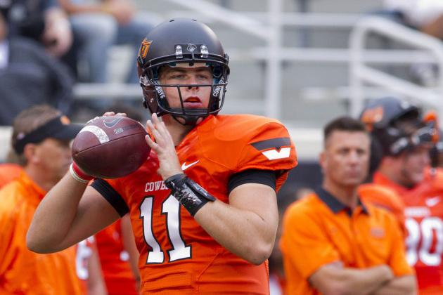 Limiting Wes Lunt's Transfer Options Makes Mike Gundy Look Bad