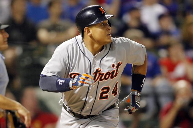 Cabrera Hits 3 HRs, but Tigers Lose in Texas