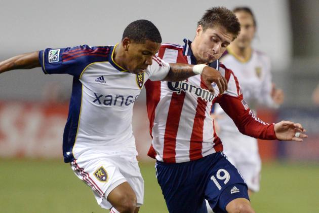 Chivas USA 1-4 RSL: Grabavoy Double