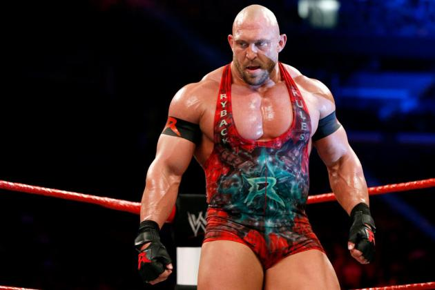 Ryback Looked Good Against John Cena at WWE Extreme Rules