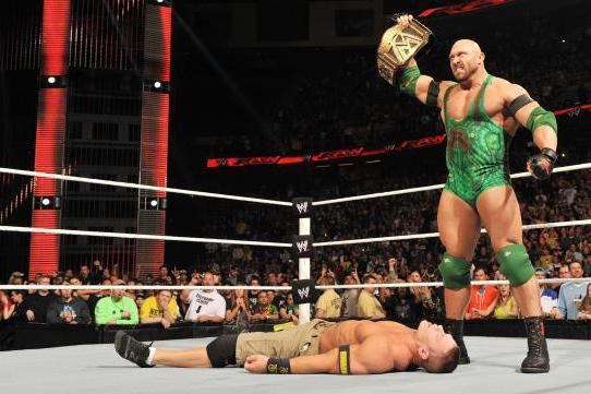 WWE Extreme Rules 2013 Results: WWE Masterfully Avoids Disaster with Cena-Ryback