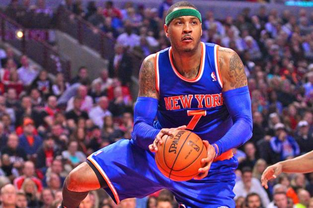 Can Carmelo Anthony's Legacy Recover from Another Early Playoff Exit?