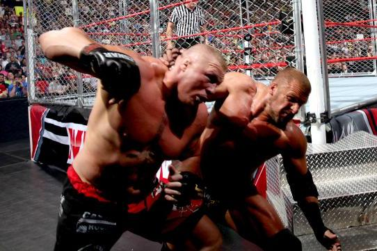 Brock Lesnar vs. Triple H: Previewing Each Star's WWE Future After Extreme Rules