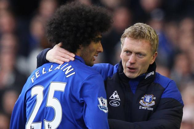 Marouane Fellaini: How Everton Star Would Fit at Old Trafford Under David Moyes