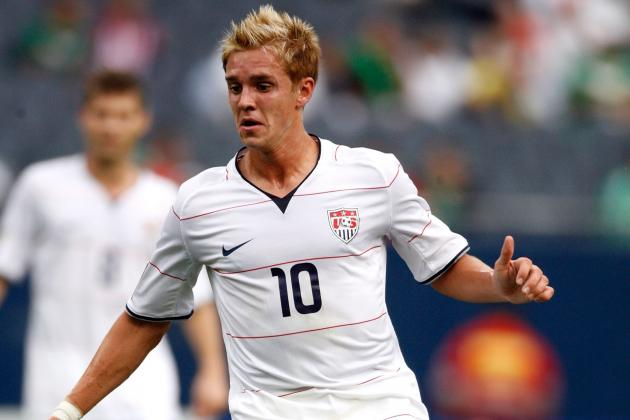 How Will Stuart Holden Fit in with USMNT Upon His Return?