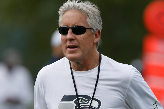 Hey, Pete, It's Time You Talked About Seahawks' Drug-Test Failures