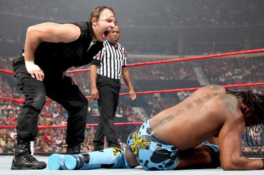 Dean Ambrose Was the Breakout Star of WWE Extreme Rules