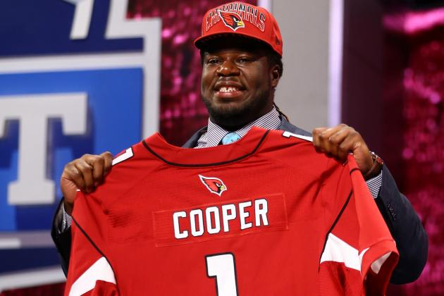 Cardinals' Cooper to Have 'big Impact' During Rookie Season