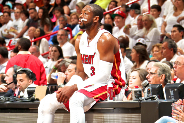 Why Miami Heat Can Still Win 2013 NBA Title Without an Effective Dwyane Wade