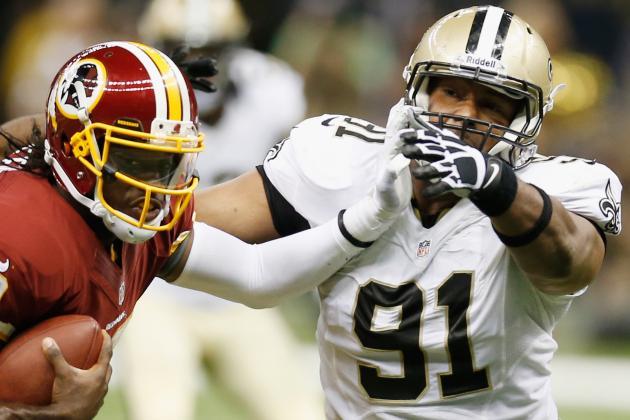 Will Smith Will Start Saints OTAs as a Linebacker