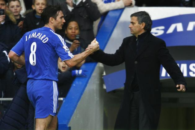 Chelsea's Frank Lampard Says José Mourinho's Management Is Second to None