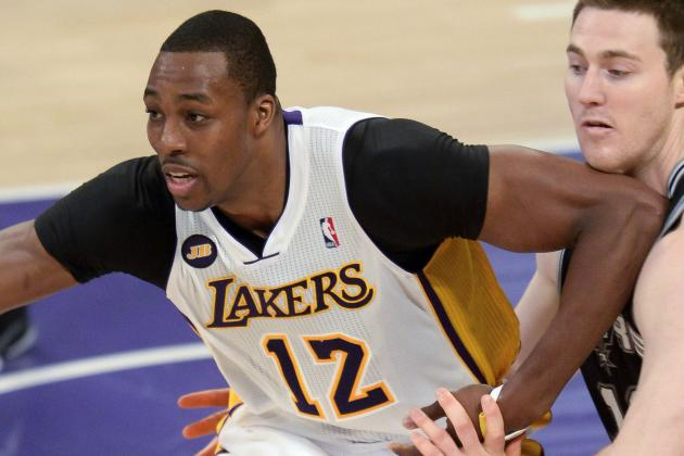 Report: Clippers Will Not Make Attempt at Dwight Howard