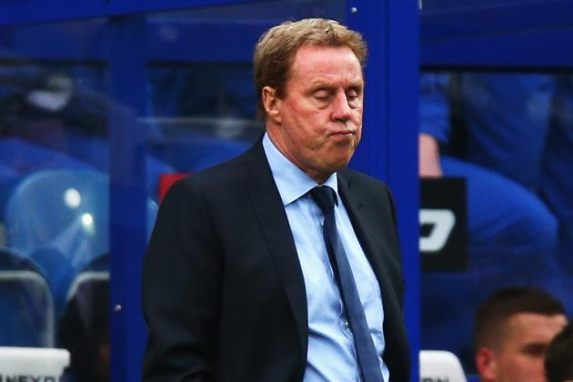 QPR Struggling to Offload Unwanted Players, Admits Harry Redknapp