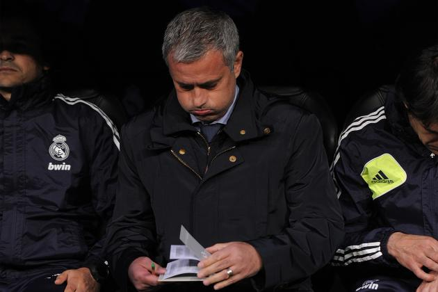 Mourinho Exit Expected as Madrid Close in on Ancelotti