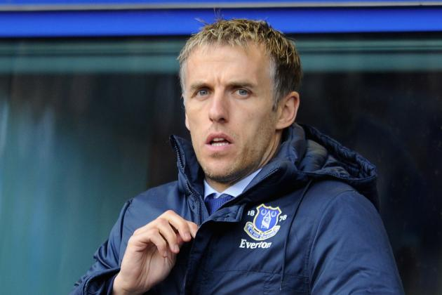 Phil Neville Undecided on Post-Everton Future