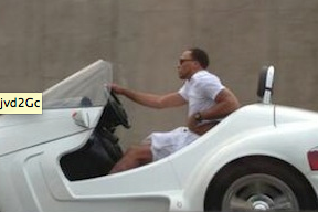 Pic: Shawn Marion Driving Funny Car
