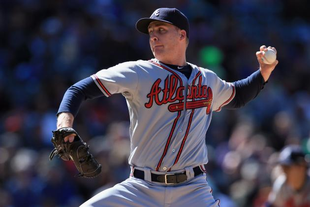 Braves Likely to Trade for Lefty