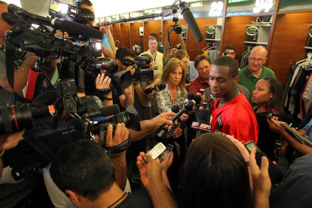 Geno Smith, New York Jets Rookie, Says He's 'not Naive'
