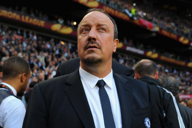 Benitez Is Madrid's Plan B