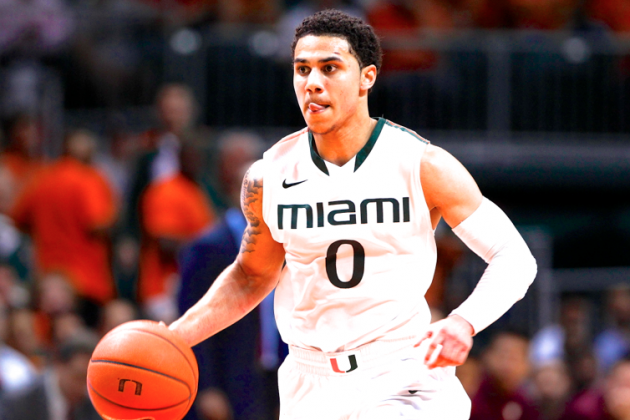 Why NBA Teams Are Buzzing About Shane Larkin After 2013 Combine Performance