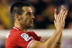 Negredo Wants CL, Says Agent