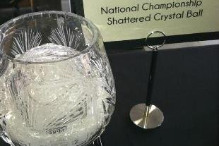 Alabama Football: Shattered BCS Trophy Auctioned Off for $105,000