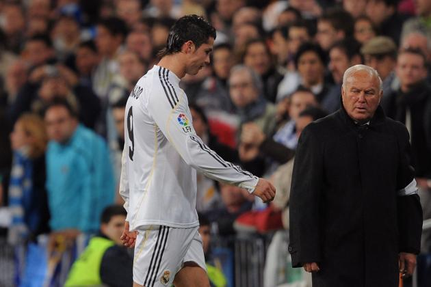 Referee's Report Throws Cristiano a Bone