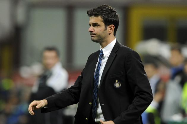 Serie A: Andrea Stramaccioni Ready to Rebuild at Inter Milan