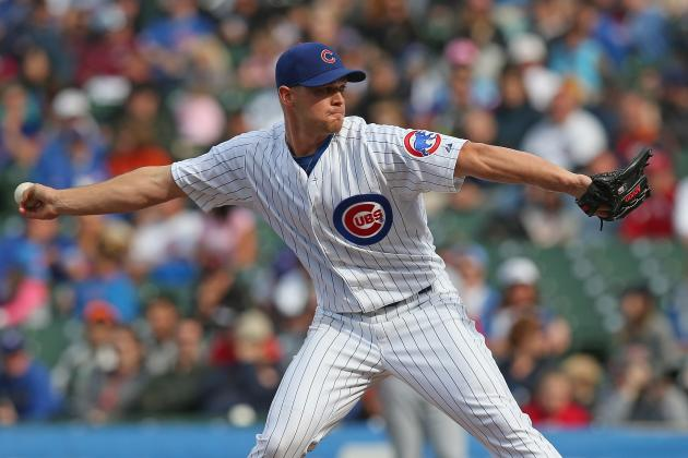 Cubs to Designate Michael Bowden for Assignment