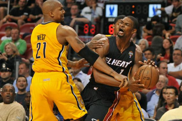 No Love Lost Between Pacers & Heat