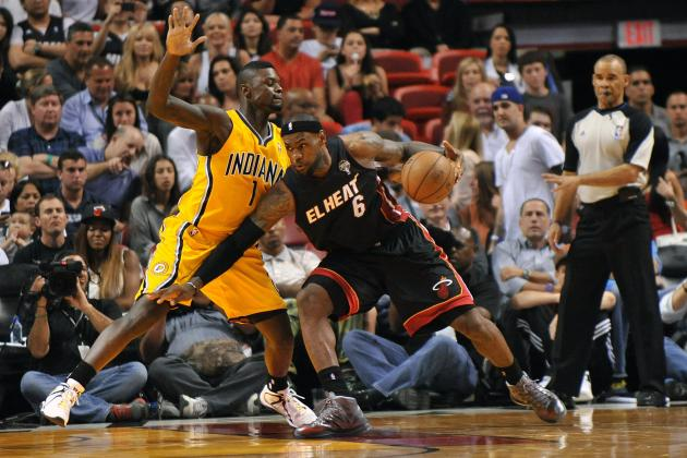Debate: What Will the Outcome Be of the Heat-Pacers Series?