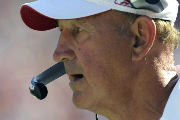Cowboys 'Just Love' Energy of New Coaches Monte Kiffin and Rod Marinelli