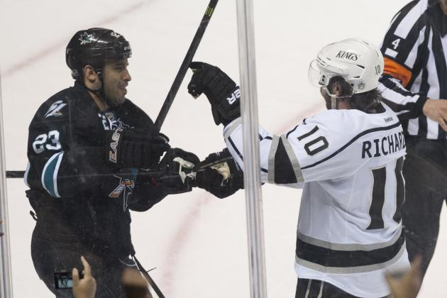 NHL Playoffs 2013: Tuesday Predictions for Bruins vs. Rangers, Kings vs. Sharks