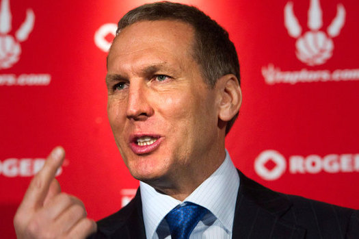 Bryan Colangelo Will Remain with Raptors in Corporate Role