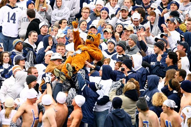Penn State Extends Scholarship Offer to Three-Star TE Mike Gesicki